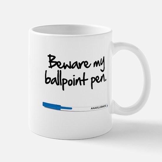 Beware Mugs