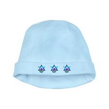 Hanukkah Oh Chanukah baby hat