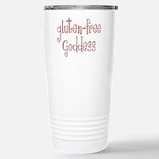 Gluten Free Goddess Travel Mug