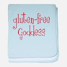 Gluten Free Goddess baby blanket