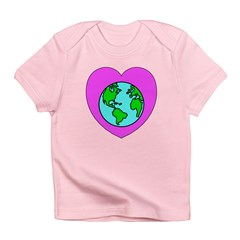 Love Our Planet Infant T-Shirt