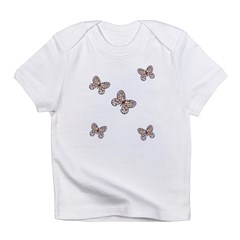 Butterfly Simplicity Infant T-Shirt