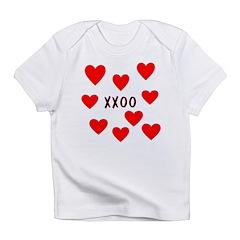 Hugs and Kisses Infant T-Shirt