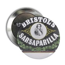 "Cute Vintage advertising 2.25"" Button (10 pack)"
