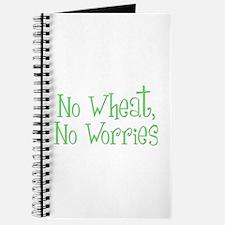 No Wheat No Worries Journal