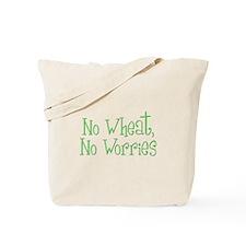 No Wheat No Worries Tote Bag