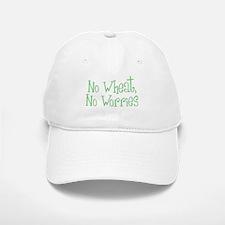 No Wheat No Worries Baseball Baseball Cap