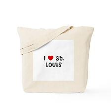 I * St. Louis Tote Bag