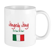 Dominick the Italian Christmas Donkey Mug
