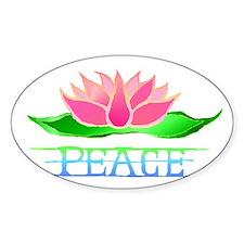 Lotus Blossom Decal