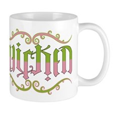 Wicked Ambigram Mug
