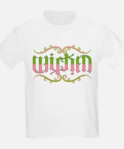 Wicked Ambigram T-Shirt