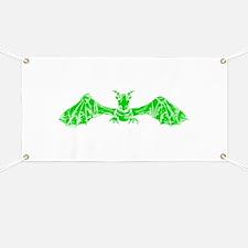 Vintage Dragon Banner