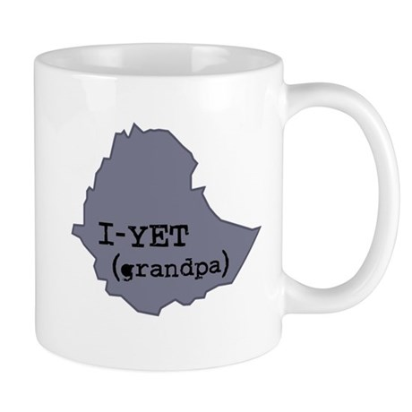 I-YET, Grandpa in Amharic (Et Mug