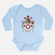 Hamm Long Sleeve Infant Bodysuit