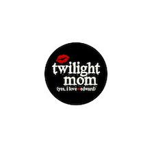 Twilight Mom Mini Button