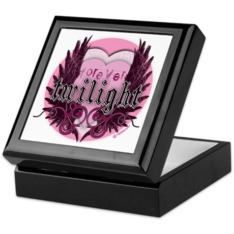 Twilight Forever Heart Wings by Twibaby Keepsake B