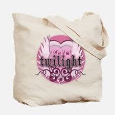 Twilight Pink Wings by Twibaby Tote Bag