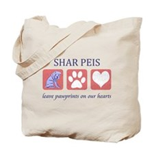 Shar-Pei Lover Gifts Tote Bag