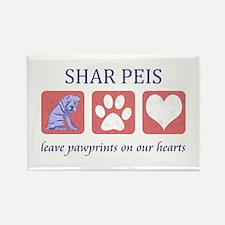 Shar-Pei Lover Gifts Rectangle Magnet