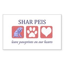 Shar-Pei Lover Gifts Decal