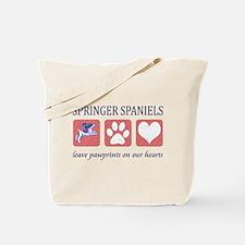 Springer Spaniel Lover Tote Bag