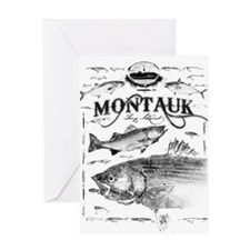 Montauk Greeting Card