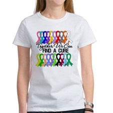 Together We Can Find A Cure Tee