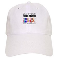 Find A Cure For All Cancers Cap