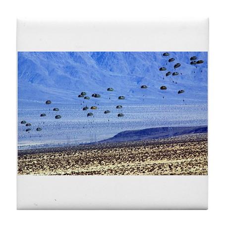 U S ARMY RANGERS U S ARMY RANGERS Tile Coaster