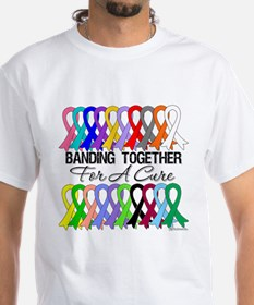 Banding Together For A Cure Shirt