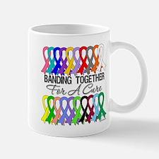 Banding Together For A Cure Mug
