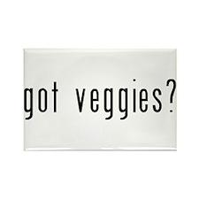 got veggies? Rectangle Magnet