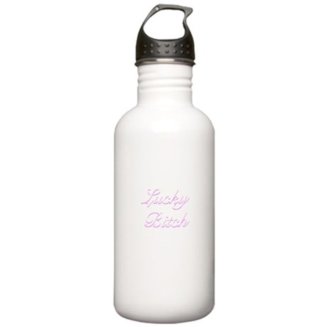 Lucky Bitch Stainless Water Bottle 1.0L