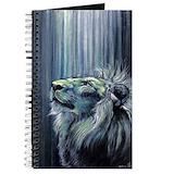 Lion Journals & Spiral Notebooks