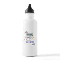 My Sister is Water Bottle