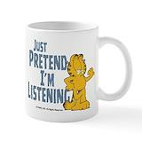 Garfield Small Mugs (11 oz)