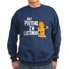 Just Pretend Sweatshirt (dark)