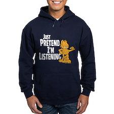 Just Pretend Hoodie (dark)