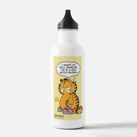 Exercise Vintage Water Bottle