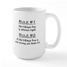 Vikings Ceramic Mugs