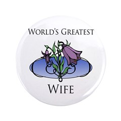 World's Greatest Wife (Floral) 3.5