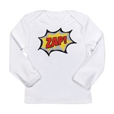 Zap! Long Sleeve Infant T-Shirt