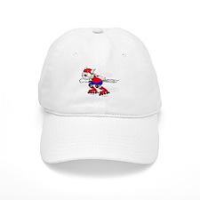 Rollerblade Cat Baseball Cap