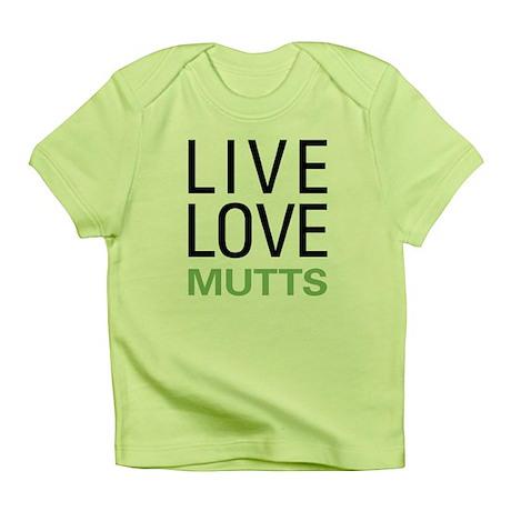 Live Love Mutts Infant T-Shirt