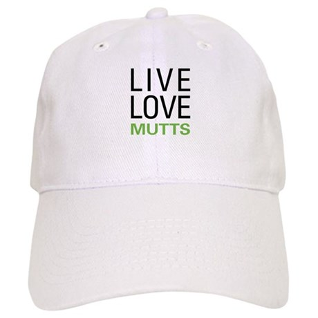 Live Love Mutts Cap
