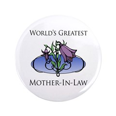 World's Greatest Mother-In-Law (Floral) 3.5