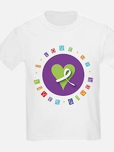 Liver Giver  Kids T-Shirt