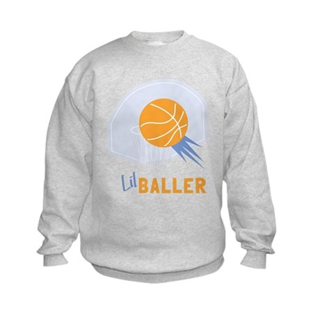 Lil Baller Kids Sweatshirt