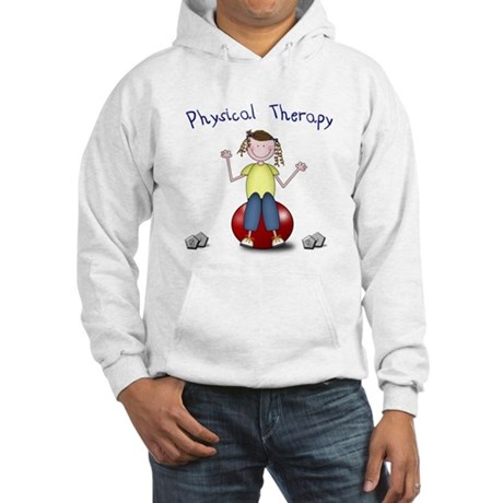 Physical Therapy - Therapy Ba Hooded Sweatshirt